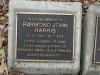 HARRIS-Raymond-John-BOOMERANG-Bed